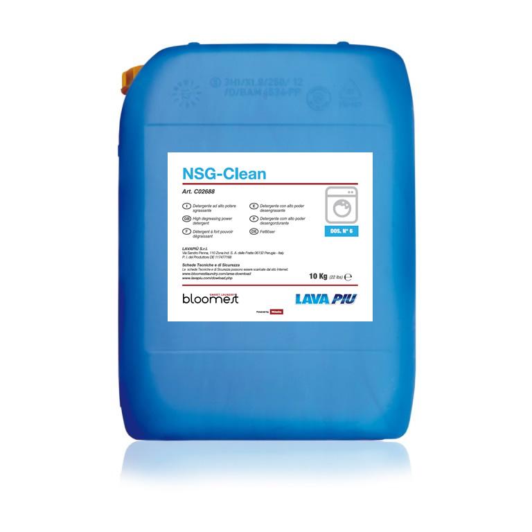 NSG-Clean bidón 10lt