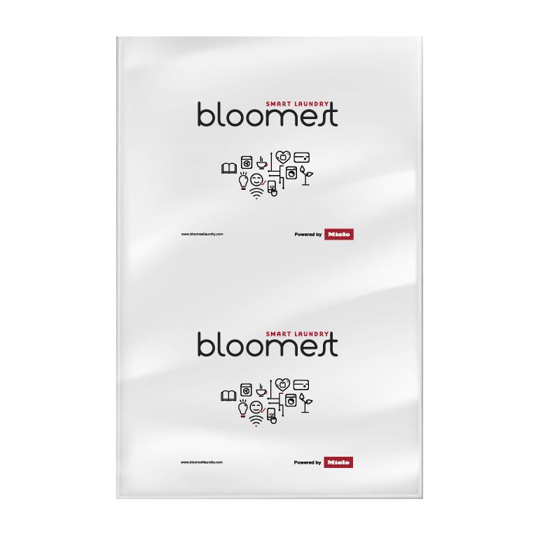 Caja bolsa Bloomest - MATER-BI