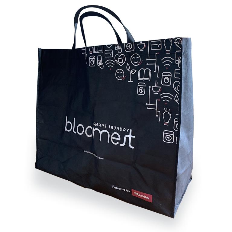 Caja bolsa shopper Bloomest TNT
